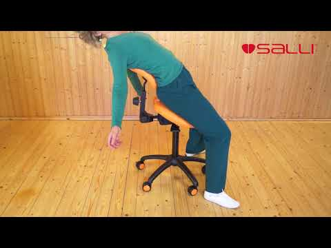 Salli - How to adjust and use Stretching Support