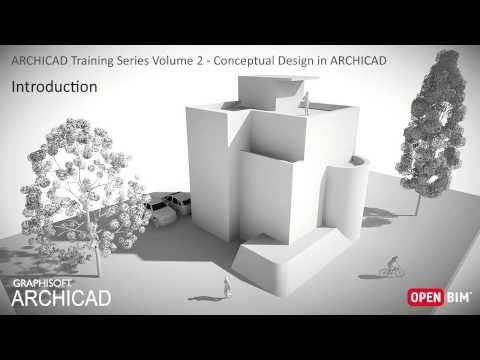 1 - Introduction - ARCHICAD Training Series Vol. 2