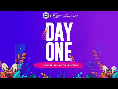 RCCG HOLY GHOST CONVENTION 2020 - DAY 1 CHILDREN HOUR