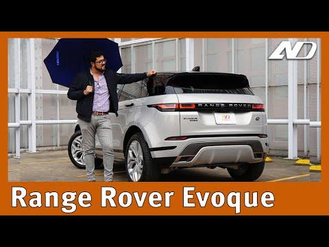 """Range Rover Evoque - La camioneta más """"classy"""" de su segmento pero, ¿Será suficiente"""""""