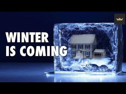 Signs of a Housing Market ICE AGE? (NEW Real Estate Market Report 2021) photo