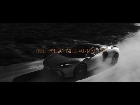The New McLaren GT: New Rules