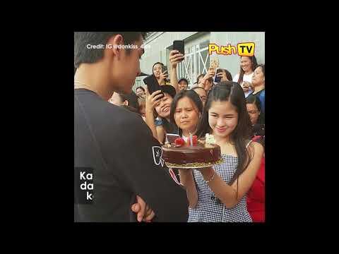 #PushTV: Donny Pangilinan, sinorpresa ang kanyang fans sa kanyang 21st birthday.