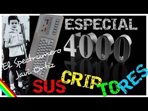 Especial 4000 Suscriptores