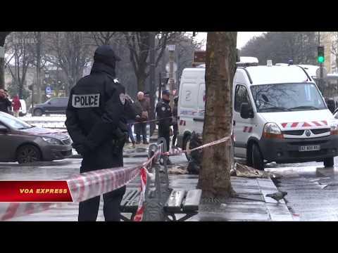 Pha cướp ngân hàng 'gay cấn' ở Pháp (VOA)