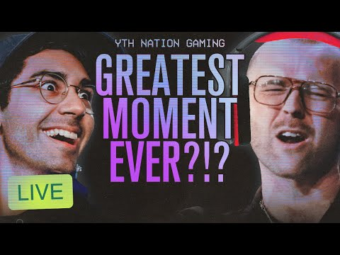 The Greatest Moment of YTH Nation Gaming History  eSports  Elevation YTH