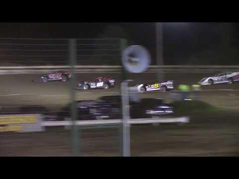 Hummingbird Speedway (7-3-21): Swanson Heavy Truck Repair Semi Late Model Feature - dirt track racing video image