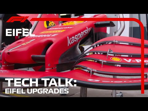 What Upgrades Have The Teams Brought to the Nurburgring? | Tech Talk | 2020 Eifel Grand Prix