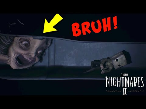 FUNNY   THE LITTLE NIGHTMARES 2  PART 3