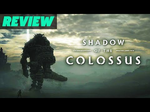 Shadow Of The Colossus Review - UCbu2SsF-Or3Rsn3NxqODImw