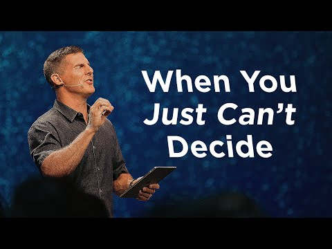 Dealing with Crippling Anxiety - Anxious for Nothing Part 4 with Craig Groeschel