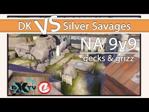 eXtv/EVLTV Live: UGC Plat S18 Week 4 - DK vs Silver Savages