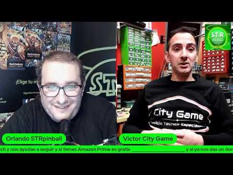 #5-D Consultorio Tecnico Pinball y Arcade en Directo 19/02/21