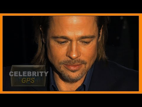 Brad Pitt fires back at Angelina Jolie - Hollywood TV