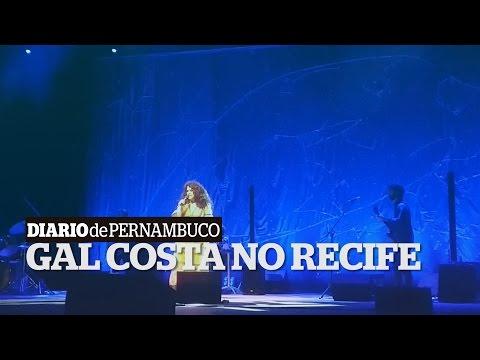 Gal Costa traz a sua Estratosférica ao Recife