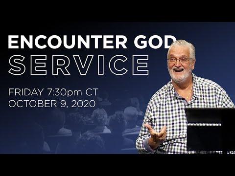 Encounter God Service Live  IHOPKC & Mike Bickle  October 9