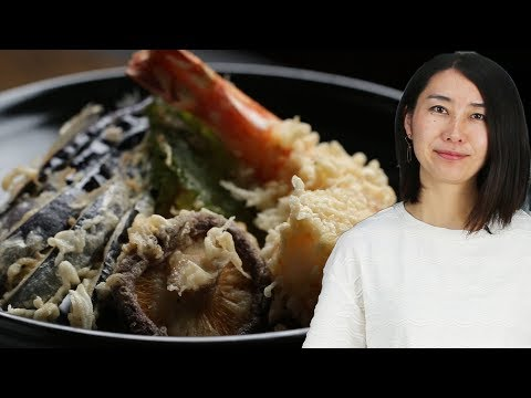 How To Make Tempura At Home ? Tasty