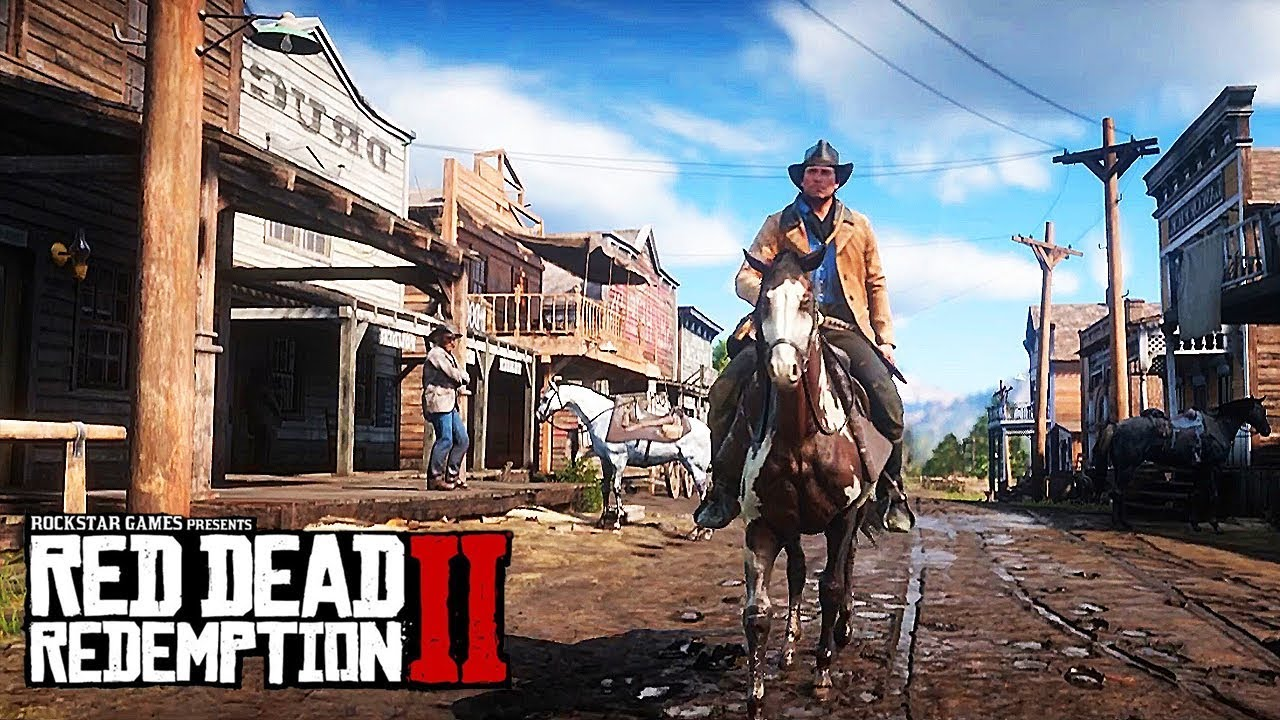 Red Dead Redemption 2 - Latest News! Single Player Main