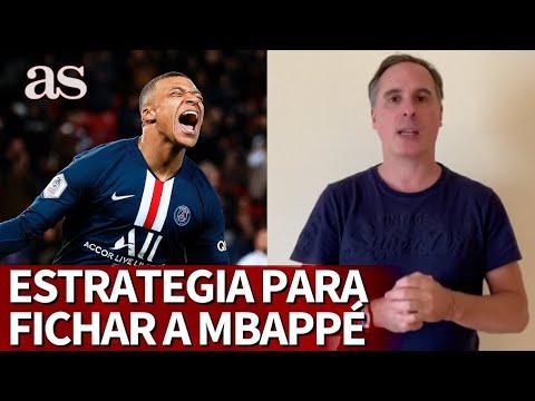 La estrategia de Florentino para hacerse con Mbappé para el Madrid en 2021   Diario AS