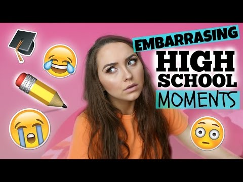 EMBARRASSING HIGH SCHOOL STORIES | Kaitlyn Everson - UCYXG-ZH_h48_-qTUH7grOmw