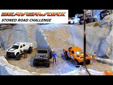 Beaverworx Diecast Racing