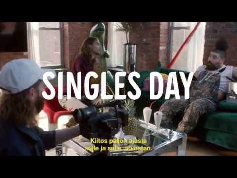 Singles' Day - maailman suurin ostospäivä saapuu Giganttiin