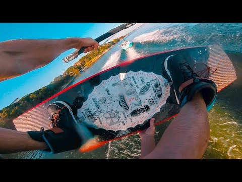 A Perfect Morning ( GoPro POV Wakeboarding Behind Nautique G21 )   MicBergsma - UCTs-d2DgyuJVRICivxe2Ktg