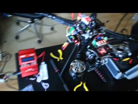 S500 quadcopter build update - UCTrSxIlYJjEdFtw0qq0TgIg