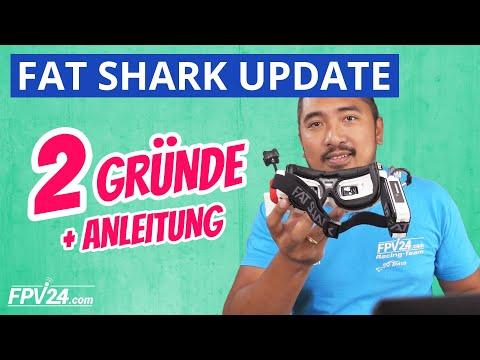 FAT SHARK DVR Firmware UPDATE – Auch wenn Ihr kein RapidFIRE nutzt!