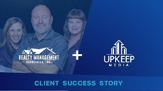 Upkeep Media Review - Realty Management Associates Success Story