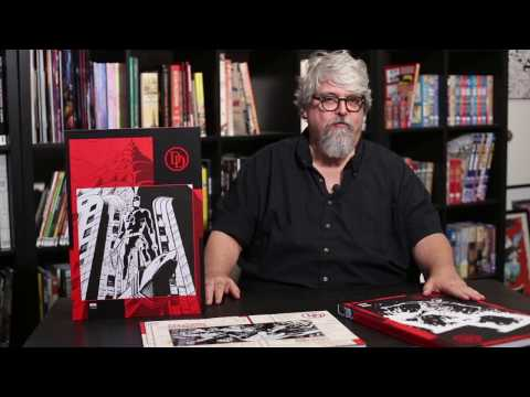 Artist's Editions - Chris Samnee's Daredevil