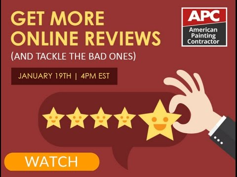 How to Get More Online Reviews (and Tackle the Bad Ones)
