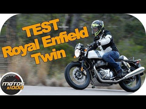 Royal Enfield Twin | Presentación y Toma de Contacto
