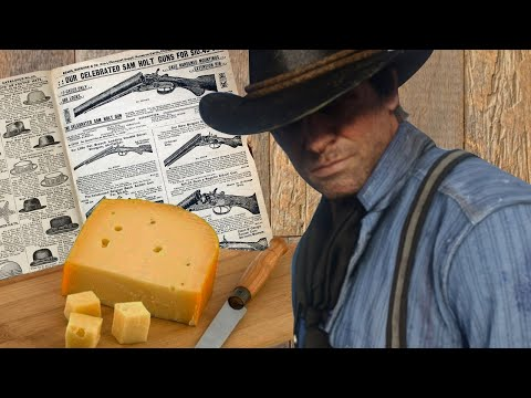 Even Red Dead 2's Shopping Is Deep and Immersive - Up at Noon Live! - UCKy1dAqELo0zrOtPkf0eTMw
