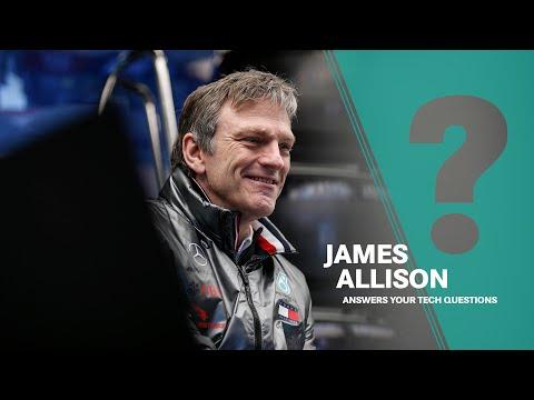 James Allison Answers YOUR F1 Tech Questions!