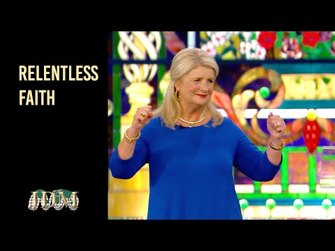 Relentless Faith  Cathy Duplantis