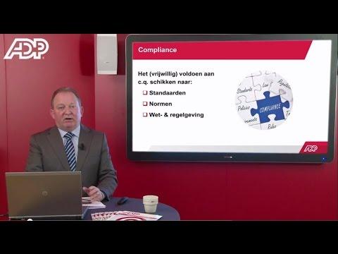 Presentatie Accountancy compliance - Dik van Leeuwerden