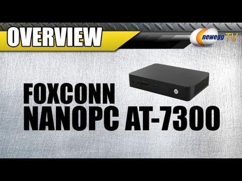 Newegg TV: Foxconn NanoPC Overview - UCJ1rSlahM7TYWGxEscL0g7Q