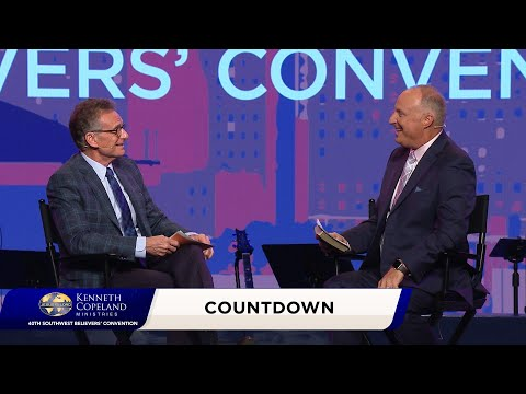 2020 Southwest Believers Convention: Monday Evening, Countdown (6:00 p.m. CT)