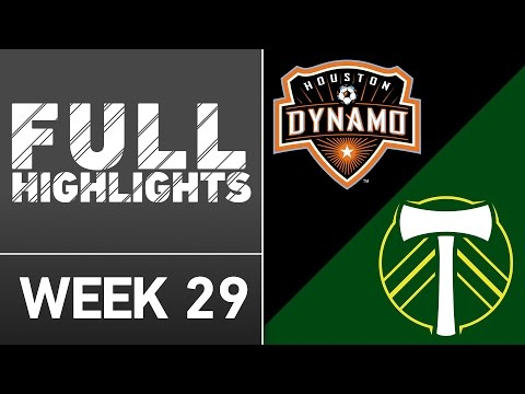 HIGHLIGHTS | Houston Dynamo 3-1 Portland Timbers