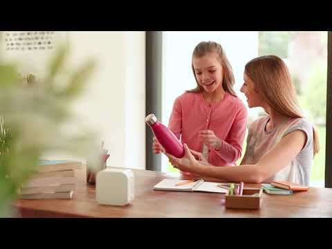 Brother P-touch CUBE zu Hause