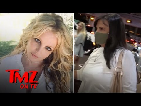 Britney Spears' Mom Says Britney's 'Fine' After Calling for Dad's Removal in Legal Docs | TMZ on TV