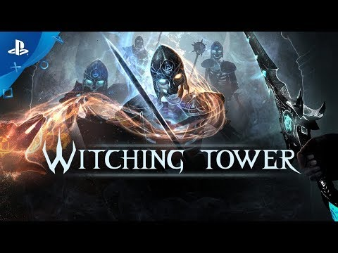 Witching Tower VR - Official Trailer   PS VR