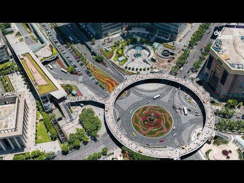 Tour BigPixel's interactive 195-gigapixel image of Shanghai | Technology | Dezeen