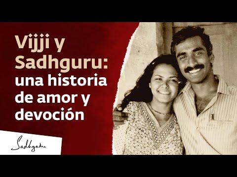 Vijji y Sadhguru: una historia de amor y devoción | Sadhguru