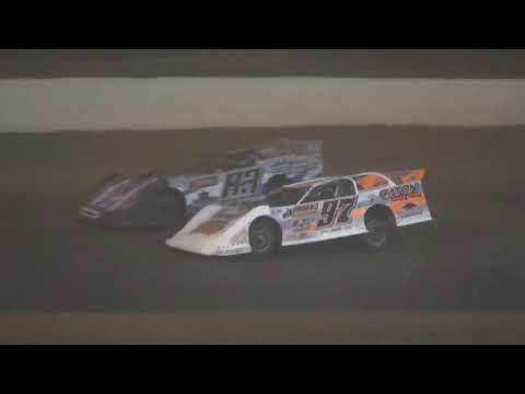 Fall 50 Super Late Model A-Main from Florence Speedway, October 23rd, 2021. - dirt track racing video image