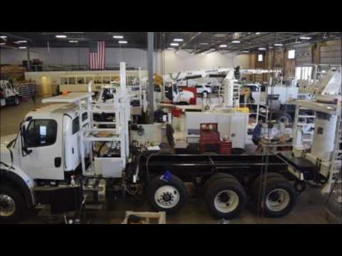 Auto Truck Group's Material Truck - Time-lapse Video
