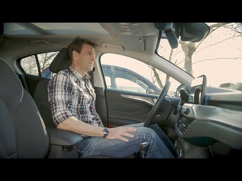 Ford Focus Seats Help Back Pain-Sufferers