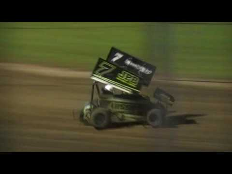 2017 Formula 500's NSW Title - Prelim A-Main - Lismore Speedway - 13.01.17 - dirt track racing video image