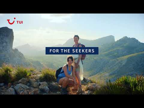 TUI For You – The Seekers | mainos 20 s